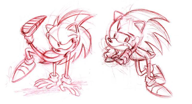 More Sonic.  I'm sorry. by Sibsy