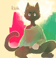 Ruth by sweating