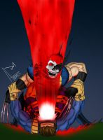 Wolverine vs. Cyclops by DMelges