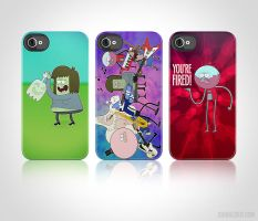 iPhone Designs #2 by entangle