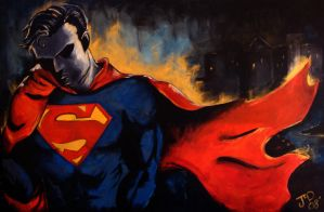 Superman by fatranita