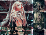 Icon bases feat. Avril Lavigne by SydneyWells