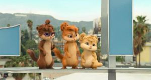 The Chipettes 10 Full HD by Schnuffelienchen