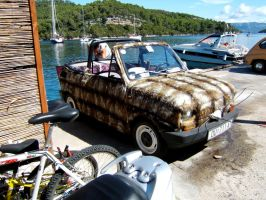 Funny Car by Ghaderal