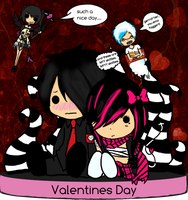 DM Contest - Valentines Day by devotedtomanga