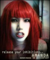 Release your inhibitions by niladnama