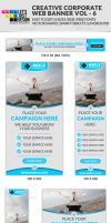 Corporate Web Banner Vol 6 by jasonmendes