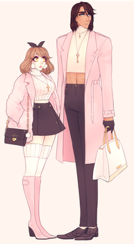 MATCHY by agent-lapin