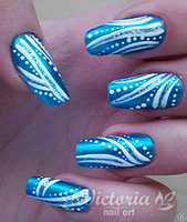 Nail art 29 by ChocolateBlood
