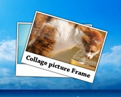 Collage picture Frame by Del-Korey