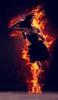 Smokin Hot by DVArtworks