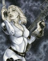 Sharon Carter by RichardCox