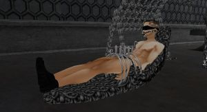 Me on IMVU 2 by BondageFantasy