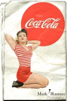 Enjoy Coke by Film-Exposed