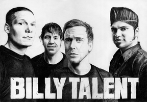 Billy Talent by FFuriouSS