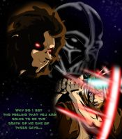 ---Star Wars Episode III--- by warui-shoujo