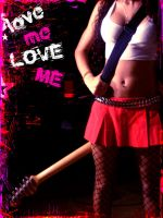 LovE ME by fuctupgirl