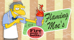 Flaming Moe's by punxdude