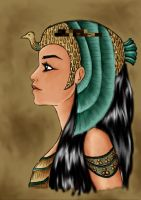 Egyptian Queen by UrbanStar