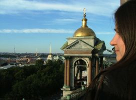 St. Petersburg days by sToniA
