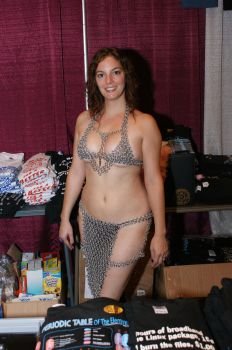Chainmail Bikini by Whickender