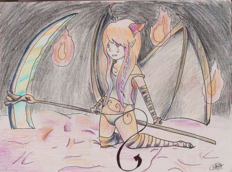 Succubus by Amici314