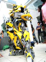 Cosplay : Bumblebee by chobitsG