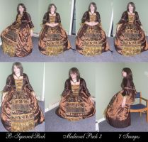 Medieval Dress Pack 3 by B-SquaredStock