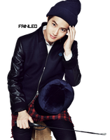 Suho PNG Render by fainleo