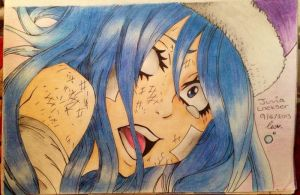 Juvia Lockser by charswarrenxo