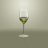 Wine Glass by phreezer