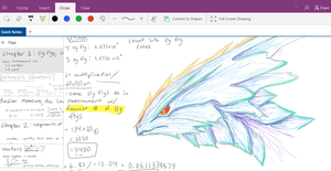 Legendary Dragon of Chem notes by Hexigate