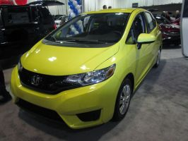 (2015) Honda Fit by auroraTerra