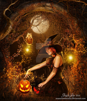 Autumn Witching by MoonRoseEternity