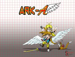 First work of Ark-A by acelegna