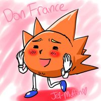 DON FRANCE by Jei-Muffin