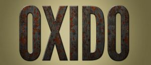 Estilo metal oxidado para PS by bati1975