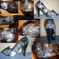 Kitty Heel by tiros