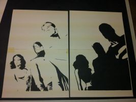Golden Age ITW by Stencils-by-Chase