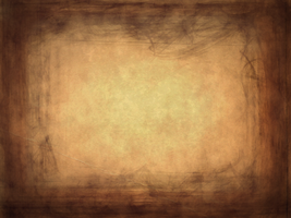 STOCK - Handmade sepia border by DarthIgorMortis