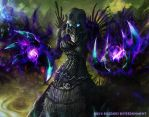 WoW TCG - Infinite Suppressor by Jaydekim