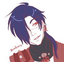 DMMD: Koujaku by Doctor-Ita
