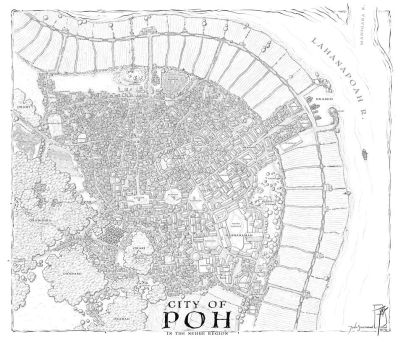 The City of Poh by SirInkman