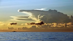 Majestic Clouds by TimGrey