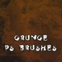 Grunge Brushes by petermarge