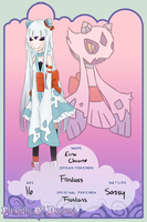 [EoD App] Eira Chione by RinNyan