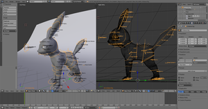 Blender Rigging Tutorial Preview by alewism