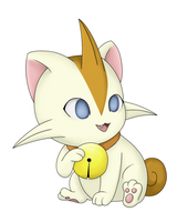 Pre Evo of Meowth by Twime777
