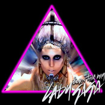 Lady Gaga - Born This Way by CdCoversCreations