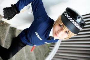 APH - That British Officer by Kiramishi
